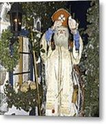 Saint Nicholas Metal Print