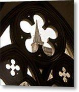 Salisbury Cathedral Metal Print