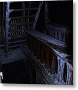 Salt Mine Entry Metal Print