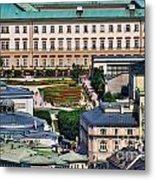 Salzburg II Austria Europe Metal Print by Sabine Jacobs