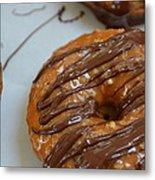 Samoa Donuts 02 Metal Print