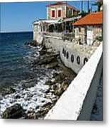 Samos Greece Metal Print