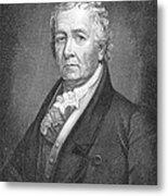 Samuel Latham Mitchill Metal Print