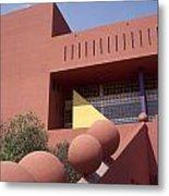 San Antonio Library Texas Metal Print