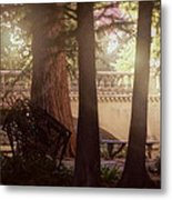 San Antonio River Walk Metal Print
