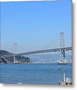 San Francisco Collection # 29 Metal Print