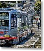 San Francisco Muni Metal Print