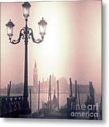San Giorgio Maggiore Seen From Venice  Metal Print
