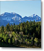 San Juans Colorado Metal Print