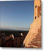 San Miniato - Pisa Metal Print