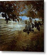 Sanctuary By The River Metal Print