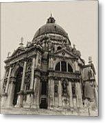 Santa Maria Della Salute Venice Metal Print