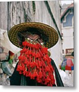 Sapa Fashion Metal Print