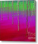 Sausalito Bay California In Color Metal Print