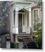 Savannah Doorway Metal Print