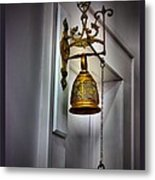 Saved By The Bell Metal Print by Myrna Migala