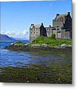 Scenic Castle Metal Print