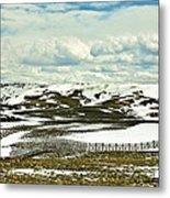 Scenic Wyoming Metal Print