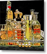 Scents Of A Woman Metal Print