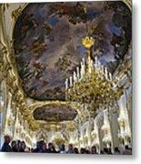 Schonbrunn Palace - Vienna Metal Print