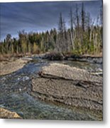 Scotch Creek Bc Metal Print