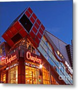 Scotianbank Theatre And Chapters Building Metal Print