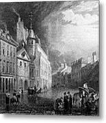 Scotland: Aberdeen, 1833 Metal Print