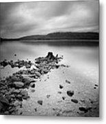 Scotland Loch Lomond Metal Print
