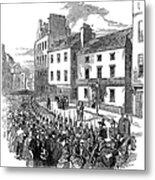 Scotland: Perth, 1848 Metal Print