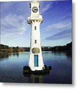 Scott Memorial Lighthouse 2 Metal Print