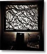Scratches  Metal Print