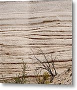 Sculpted By Nature Metal Print