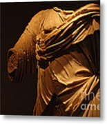 Sculpture Olympia 1 Metal Print by Bob Christopher