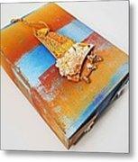 Sea Change Box Metal Print