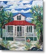 Sea Crest Metal Print by Doralynn Lowe