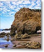 Sea Sphinx Metal Print by Ron Regalado