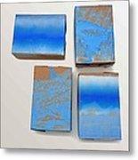 Sea View Metal Print