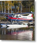 Seaplane On Moosehead Lake In Maine Canvas Photo Poster Print Metal Print
