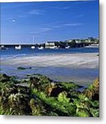 Seashore, Portnablagh, County Donegal Metal Print