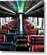 Seats Available Metal Print