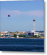 Seattle - American City Metal Print