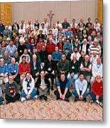Seattle Archdiocese 2008 Priests. Metal Print