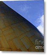 Seattle Emp Building 9 Metal Print