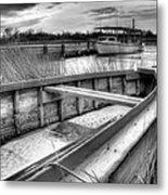Seaworthy Metal Print by JC Findley