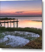 Sebring Sunrise Metal Print