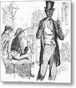 Secession Crisis, 1861 Metal Print