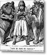 Second Afghan War 1878 Metal Print