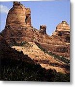 Sedona Arizona - Greeting Card Metal Print