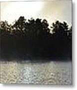 Seine River Beauty Metal Print