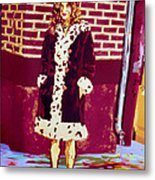 Self Paintlet 1975 Metal Print